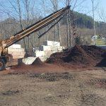 Loading Mulch